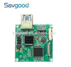 Sg-Tb01-USB Savgood Lvds convertir a la salida USB para el módulo de cámara digital Sony Fcb JUNTA COLA USB
