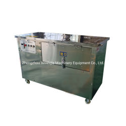 La alta calidad Automtaic escamas de pescado exfoliación de la piel eliminando la máquina