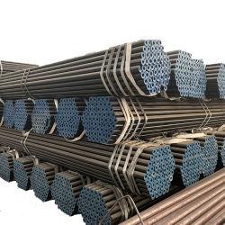 Best Seller la norma ASTM A106 Sch40 Tubo de acero sin costura, St37 St52 Tubo de acero sin costura dibujados frío Factory