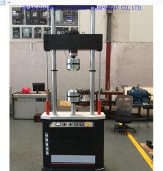 電子シリンダ疲労試験機ゴム材料減衰パッド疲労 テスト機器