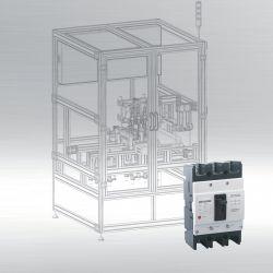 MCB/RCCB/MCCB 금형 케이스 회로 브레이크라 자동 조립 테스트 기계 생산 라인