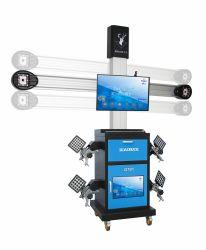 차량 정비 상점 Roadbuck G781 자동적인 들기를 위한 3D 바퀴 밸런스