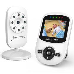 2.4'' de Vídeo Digital bebé Monnitor; 2-Way Audio hablar de la Cámara de bebé, con voz y el modo de nanas, la detección de temperatura; VB601 & VB603 Actualización; Dxr8
