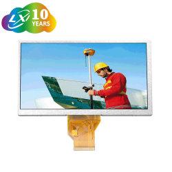 7.0inch 800*480 HETE WVGA TFT LCD met Oude Levering door LX de volledig-AutoLopende band van de Vertoning