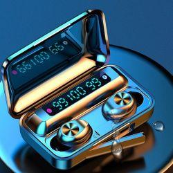 Высококачественные наушники Bluetooth с дисплеем Tws 5.0 спортивных игр уникальная беспроводная гарнитура для наушников