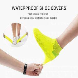Im Freien wasserdichter mehrfachverwendbarer Regen-Aufladungs-Silikon-Schuh-Deckel für Unisex