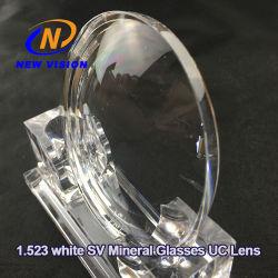 1,523 Weiße Single Vision Mineralgläser UC Optische Brillengläser