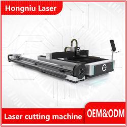 machine de découpage au laser à filtre de haute précision de haute qualité avec un tube