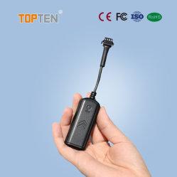 Rastreador GPS de Motocicleta Alarma Aplicación de Seguimiento en Línea en Tiempo Real GPS Antirrobo (LT02-KH)