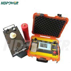80kv Hipot Vlf Tester AC Kit de prueba de resistencia dieléctrica en VLF equipo de pruebas para detección de cable de desglose