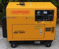 3kW 3kVA 4kW 4kVA 4000W 5kW 5kVA 5,000W 6kW 6kVA 6,000W 7kW 7kVA 7000W 8kW 8kVA 10kW Kama Kipor Design 1 3상 무소음 방음 디젤 발전기