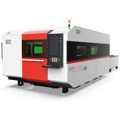 1500Wアルミニウム/鉄/穏やかな/ステンレス鋼の/Tubeの鋼鉄CNCレーザーのファイバーの金属板レーザーのカッター