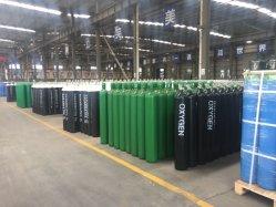 Cina Hot Sell 47L ossigeno gas medico bombola in magazzino
