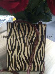 Дизайнер модной лошади из натуральной кожи для волос с помощью строп плечо леди сумки