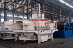 مواد تعدين الحصى السيليكا الصخرية والرمال الزجاجي صناعة ماكينة من نوع رطب خط الإنتاج في آسيا