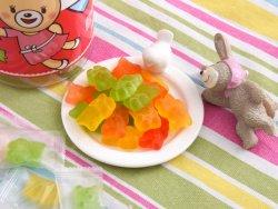 В области питания дополнение Gummies фрукты конфеты витамина C гелем Gummies
