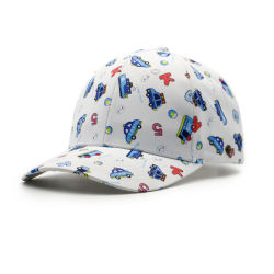 6 Panel Children Printed Logo Custom Kids Dad Hats Baseball ( 6 パネルの子供用プリントロゴカスタムキッズダ キャップ( Cap )