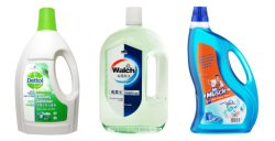 Nach Maß Epoxidharz-Aufkleber-täglicher Kennsatz-Druckservice für Wäscherei-Reinigungsmittel-umweltfreundliches Material