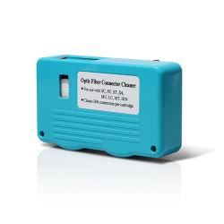 광섬유 청소 공구 Sc FC Mu LC St D4 DIN를 위한 광섬유 연결관 세탁기술자 상자