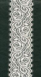 Moda Eyelash elásticas personalizadas rendas para Lingerie Guarnição cadarço suíço tecido de Luxo