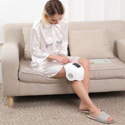 Tema caliente vibración electrónica Masajeador de rodilla Fisioterapia aparato