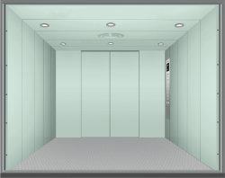 VVVVF Traction Günstige Güter Frachtaufzug Cargo Lift mit CE