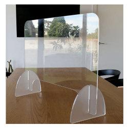 Le PMMA Anti Compteur de gouttelette Anti-Spray Bouclier déflecteur acrylique Conseil d'isolation de feuilles de plexiglas 3m x 2m grand panneau en acrylique