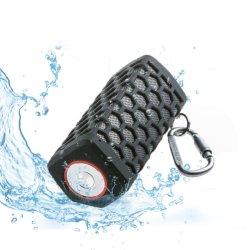 Hapyia Mini G14- Wireless, Bluetooth, altavoz resistente al agua, flotando, IPX4, altavoces portátiles, Super Bass, rico sistema estéreo, micrófono, Tri-Proof, portátil, de 31