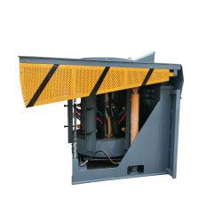 Hengyang four de fusion de fer en acier moulé avec capacité de 2 tonnes
