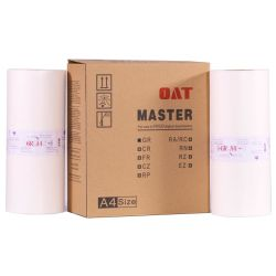 새로운 디지털 Duplicator GR A4 마스터 용지 롤