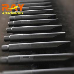 Demolitore idraulico Rammer in acciaio S21 scalpello utensili / Hm160