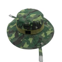 Custom adolescent godet de camouflage Hat Baby Toddler Kids garçons respirant Summer Sun godet de la protection Hat