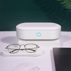 Medizinische Geräte Ultraschall Reinigung Mini Uhren Schmuck Gläser Mini Ultraschall Reiniger