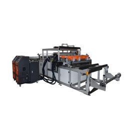 고효율 딥 플시트 풀-자동 HEPA/업링크 필터 CNC 미니 종이 Pleating Machine China Factory(장비 중국 공장
