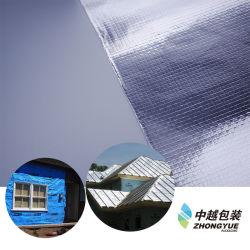 Blue tecidos estratificados MPET Folhas e tiras de alumínio de isolamento para construção 3bf7-18