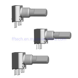 핫 셀링 Ec08 직각 금속축 증분 인코더 마이크로 로터축 인코더