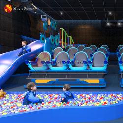 Детей в 4D-моделирования пленки аттракционы мест системы динамического фильма в 4D-кинотеатр