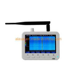 محلل التردد المحمول / محلل الطيف الترددي 30-6000 ميجاهرتز