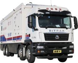 Veículo médicos Mobile Operação Médica Veículo automóvel utilitário