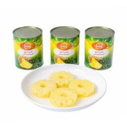 Frische Getreide-Frucht in Büchsen konservierte Ananas im Sirup