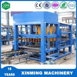 Matériau de construction4-18 Qt machine à fabriquer des blocs creux du matériel de construction dans les pays africains