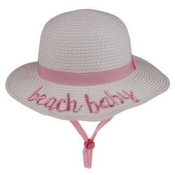 Sommer-Papierstrohhut-Frauen-Dame-Form-kleine Ordnungs-Aktien-Hut-Großverkauf-Einzelverkaufs-Panama-Hut