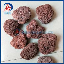 De rode Tegel van het Basalt voor Vloer die de Bekleding van de Muur behandelen