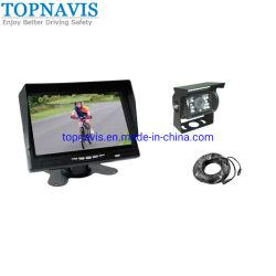 トラックの防水逆/バックアップカメラシステム