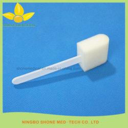 Spazzola medica di pulizia del bastone a gettare della spugna