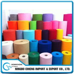 Colorer le tissu de Nonwoven du perforateur pp de pointeau de medias de filtrage de HEPA