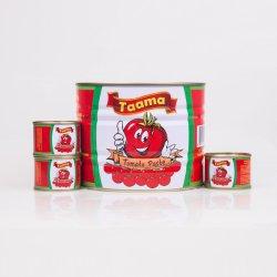 Томатной пасты и томатного пюре/кетчупа/консервированных томатов 2.2kg