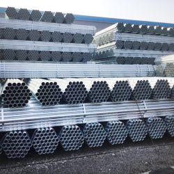 Rmeg soldado costura recta a tubo de acero de bajo carbono