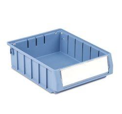 Fabrik-Großhandelsspeicher-Plastikfach mit Teiler