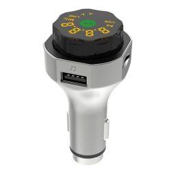 Ap06 Speler van de Auto Bluetooth van de Modulator van de FM van de Zender van de FM van het Metaal Handsfree AudioMP3